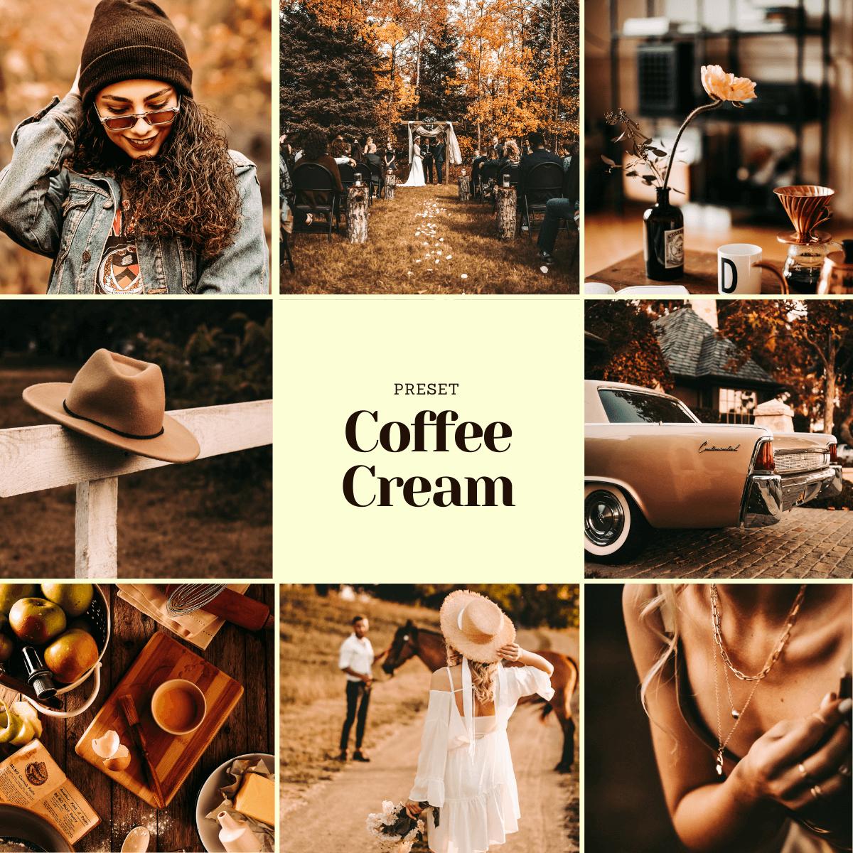 Insta Fota I Coffee Cream